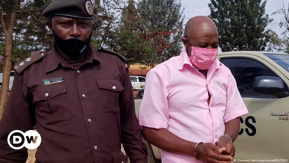 Rwanda court finds 'Hotel Rwanda' hero guilty of terrorism