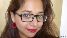 DW Urdu Blogerin Tehreem Azeem
