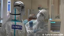 COVID-19 Impfungen Israel