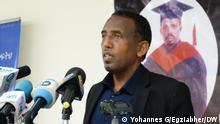Äthiopien | PK Oppositionspartei EZeMa