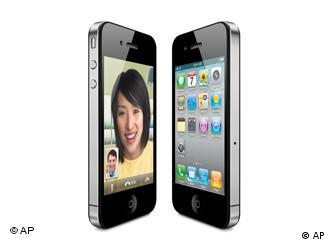 Views of Apple's iPhone 4
