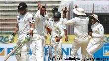 Bangladesch Chittagong | Testspiel | Bangladesch v Neuseeland