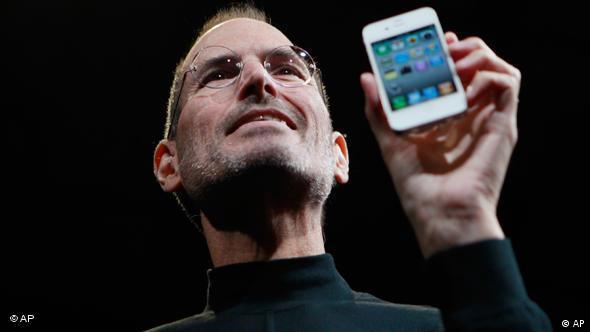 Jobs criou Apple em garagem e fez dela a empresa mais