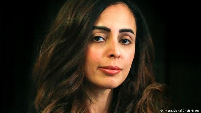 International Crisis Group Dareen Khalifa