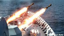 Pakistan Navy AMAN 21