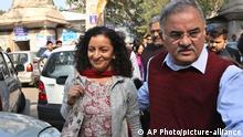 Indien Neu-Delhi | Me Too Bewegung | Priya Ramani