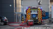 Deutschland | Explosion in Neckarsulm