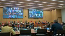 Brüssel | Treffen NATO Verteidigungsminister |