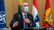 Brüssel | Treffen NATO Verteidigungsminister |Jens Stoltenberg