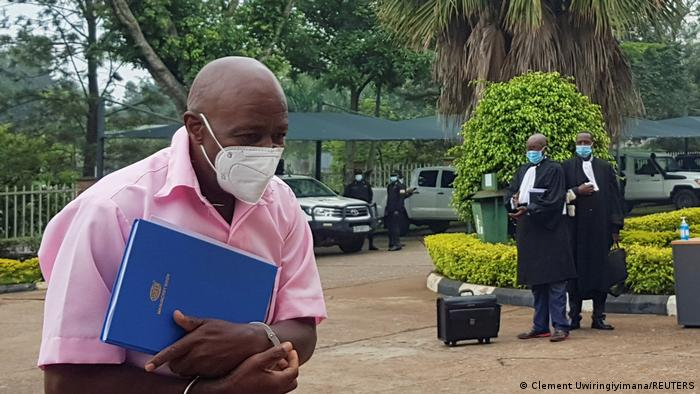 Ruanda   Paul Rusesabagina   Prozess in Kigali