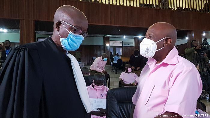 Ruanda | Paul Rusesabagina | Prozess in Kigali