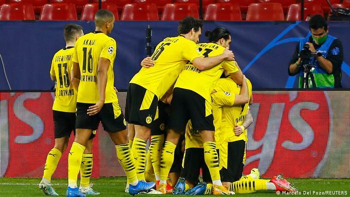 Fußball Champions League FC Sevilla - Borussia Dortmund