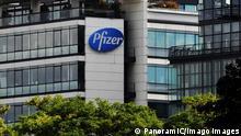 Paris Unternehmen Pfizer Pfizer Gebäude
