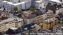 Symbolbild Wohnungsnot Köln Ehrenfeld