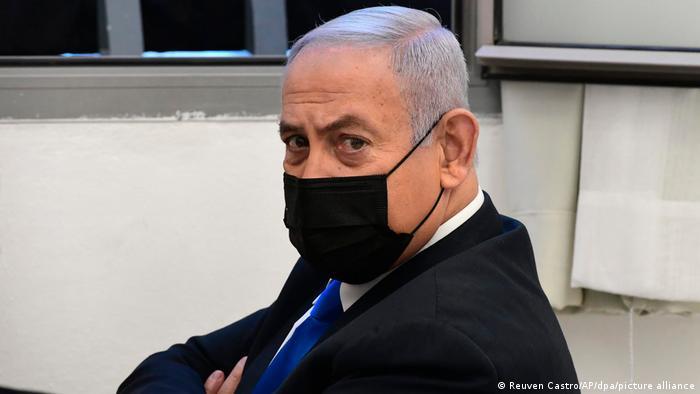 Israel Anhörung im Korruptionsprozess Regierungschef Netanjahu