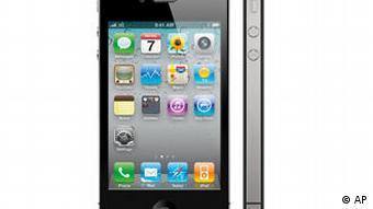 Apple iPhone 4 (Foto: AP)