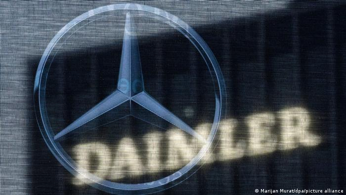 Zentrale der Daimler AG