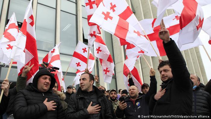 Georgien Tbilisi | Rücktritt des Premierministers Giorgi Gakharia