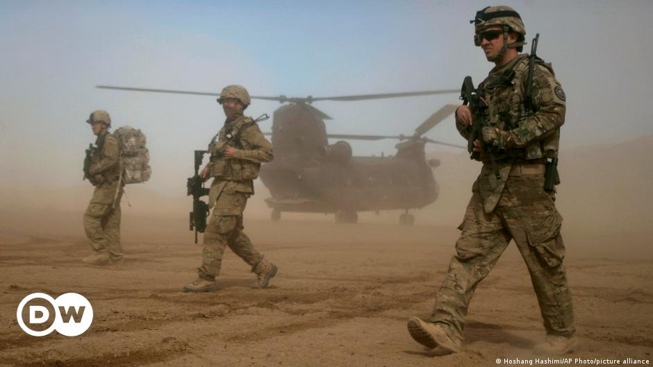 NATO allies agree to leave Afghanistan following US move