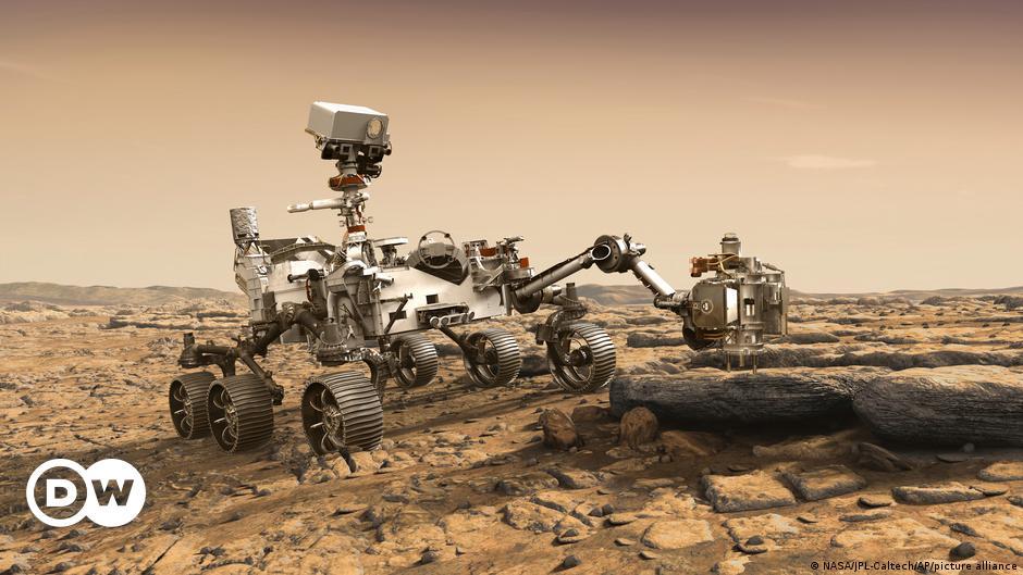 NASA'nın uzay aracı Perseverance Mars'a iniş yaptı
