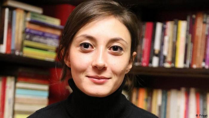 Gazeteci Beyza Kural