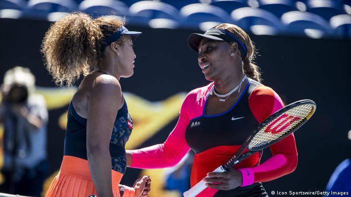 Australian Open: Day 11 Serena Williams 2021