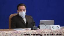 Iran Stabschef des Präsidenten Mahmoud Vaezi