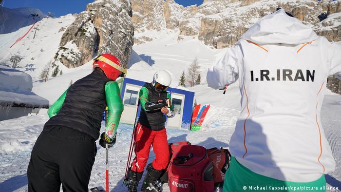 Ski alpin Weltmeisterschaft Iran