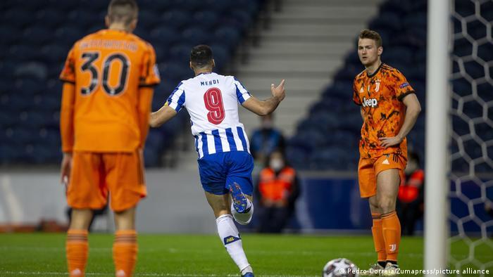 Champions League | Porto vs Juventus | Mehdi Taremi