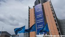 Brüssel Europäische Kommission Berlaymont Gebäude