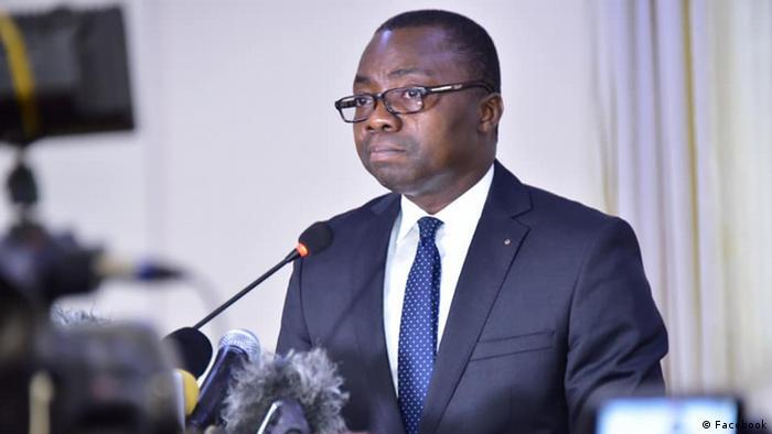 Westafrika Benin Joël Aivo