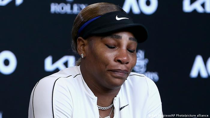 Australien Open Tennis Serena Williams