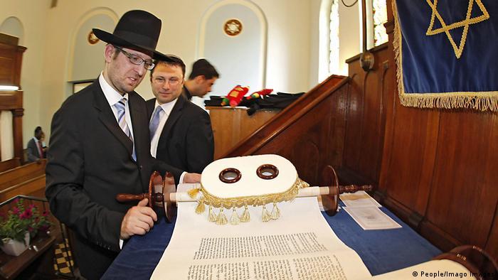 Halle Jüdische Gemeinde