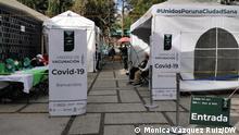 Mexiko | Coronavirus | Start Impfkampagne