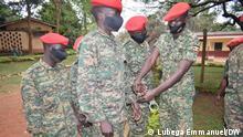 Afrika Uganda Soldaten verurteilt für Gewalt an Journalisten