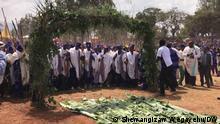 Äthiopien | Neuejahrsfeier in Deraro