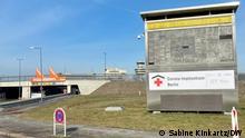 Deutschland Berlin Impfzentrum Berlin Tegel