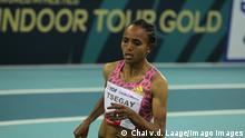 Gudaf Tsegay   äthiopische Läuferin Leichtathletik