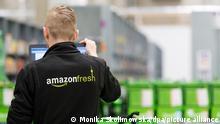 Amazon Fresh Online Lebensmittel Lieferung