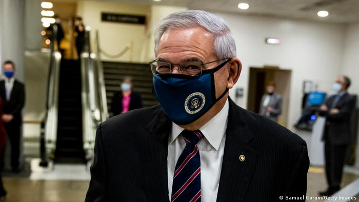 USA Senator Bob Menendez
