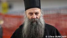 Serbisch-Orthodoxer Patriarch Porfirije