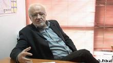 Ilija Aceski, Soziologie Professor, Nord-Mazedonien, Skopje, 14.2.2021