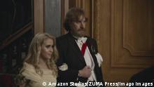 Kino Filmstill l Borat l Schauspielerin Maria Bakalova