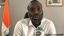 Issouf Doumbia - Bürgermeister der Stadt Bingerville via Bob Barry