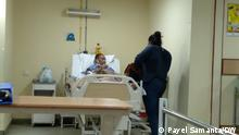 Westbengalen Corona-Lockdown l Organtransplantation im SSKM Krankenhaus