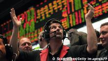 A trader signals an offer in Chicago Exchange