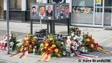Deutschlag l Jahrestag des Anschlages in Hanau