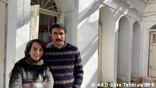 Iran Isfahan Hostel-Besitzer Nassim und Babak