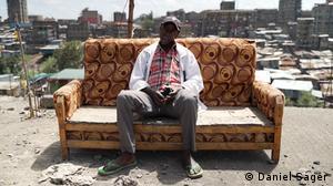 Peter Chege, Slumlord aus Nairobi
