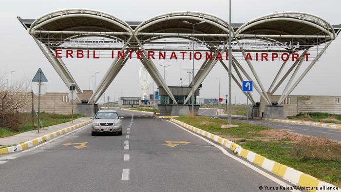 Irak Erbil International Airport